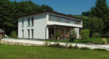 Weyregg Doppelhaus
