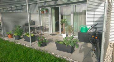 47qm Gartenwohnung in St. Georgen